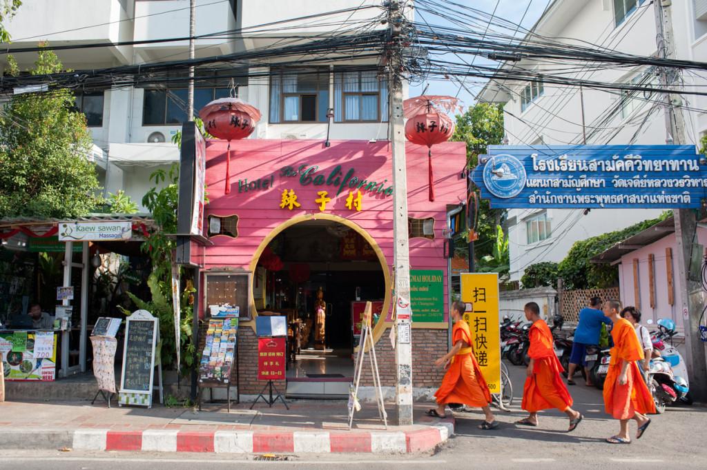 Hotel California, Chiang Mai
