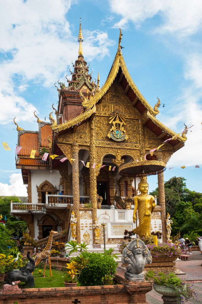 Wat Buppharem, Chiang Mai