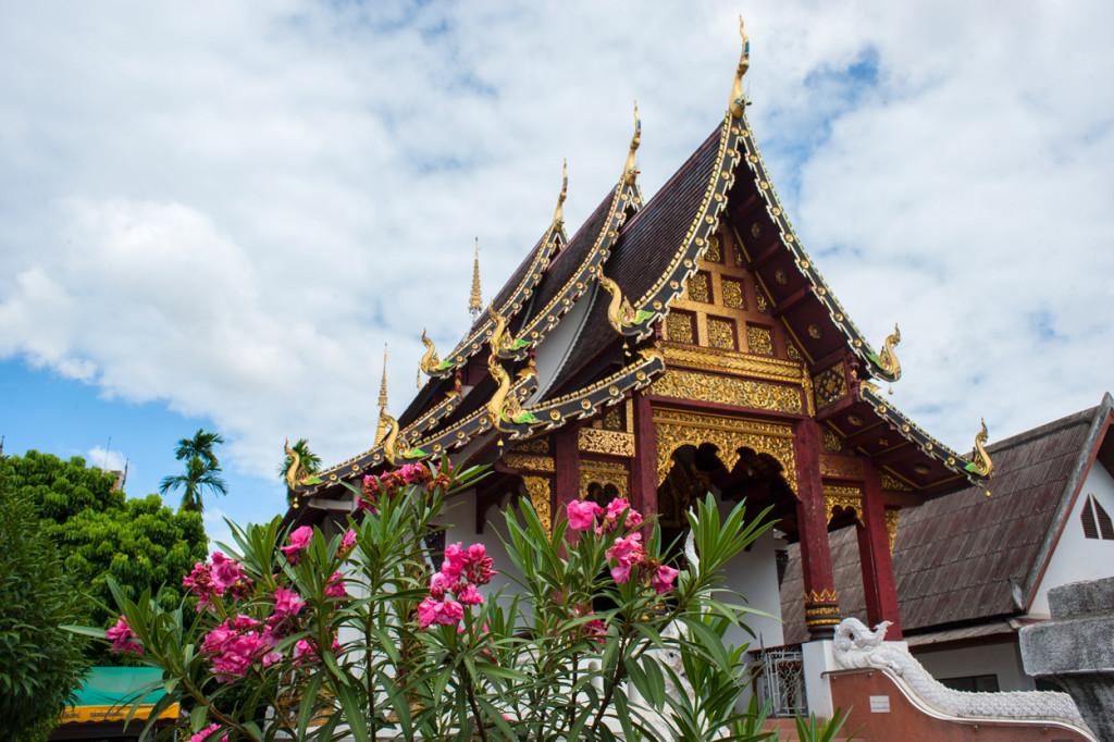 Wat Chang Taem, Chiang Mai