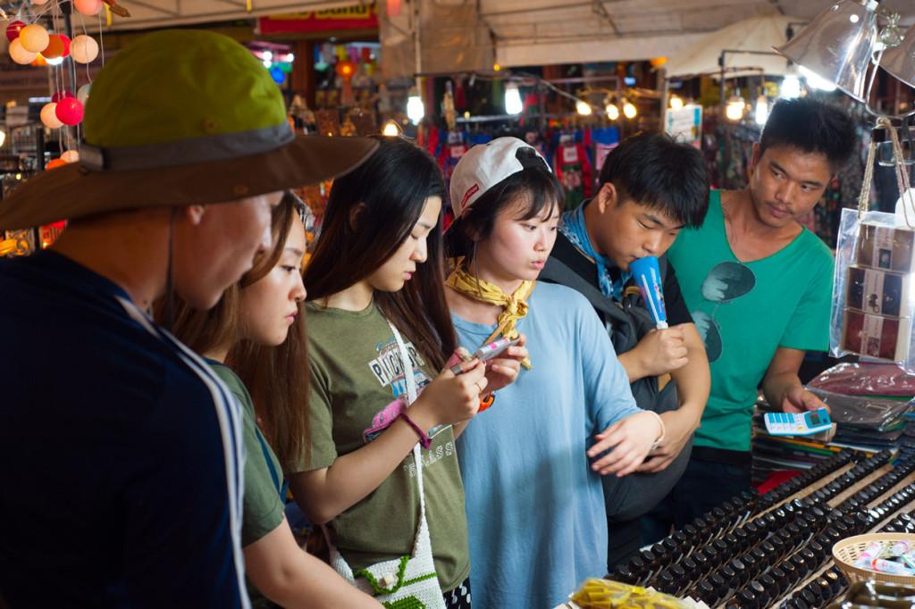 Shop Til You Drop, Chiang Mai