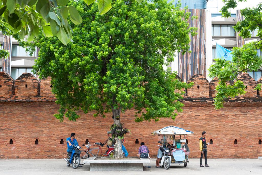 Thaphae Gate, Chiang Mai