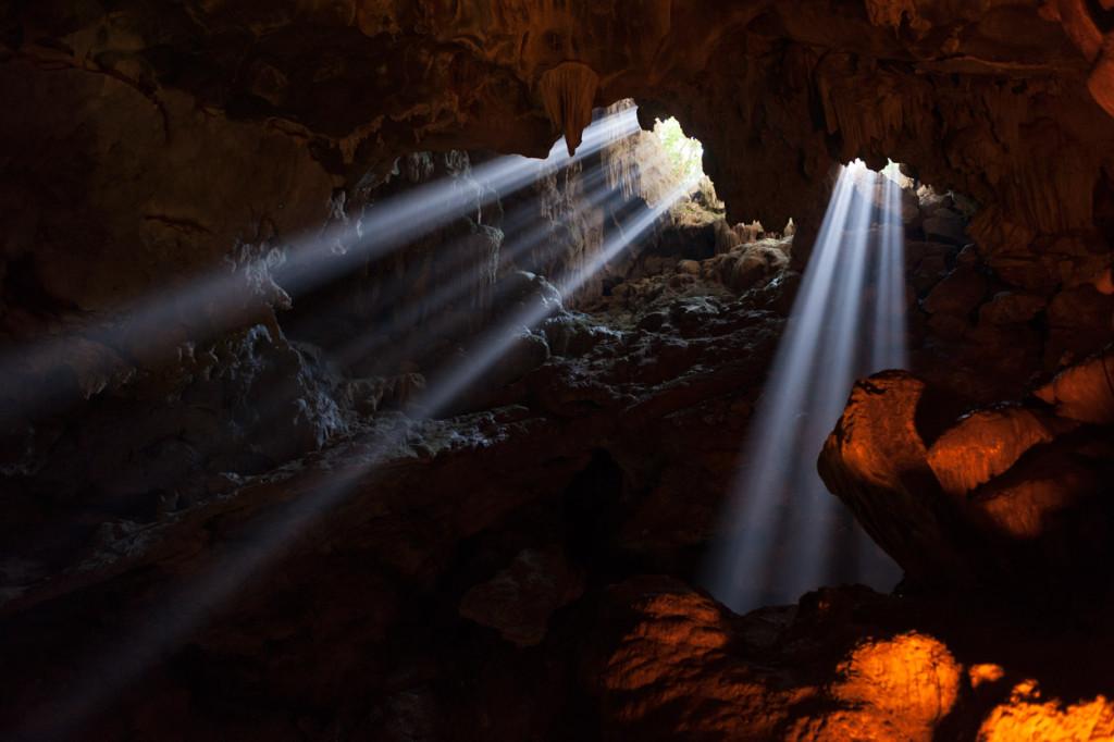 Halong Bay Cave, Vietnam