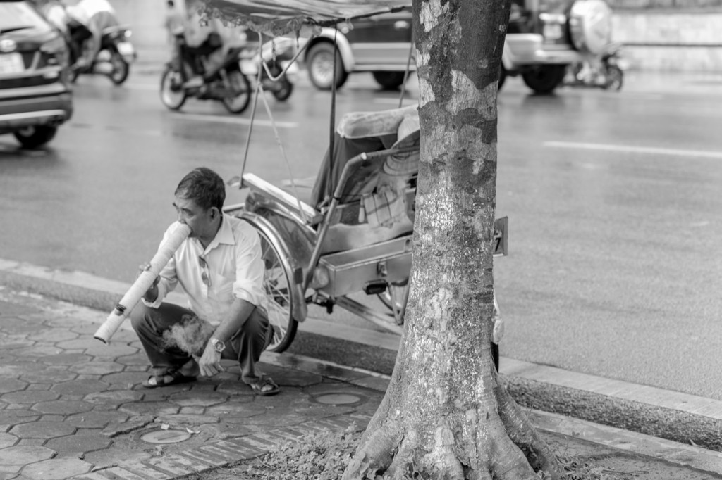 Pipe Break, Hanoi