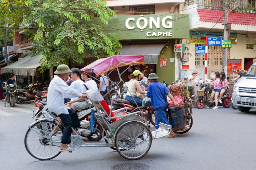 Every Which Way, Hanoi
