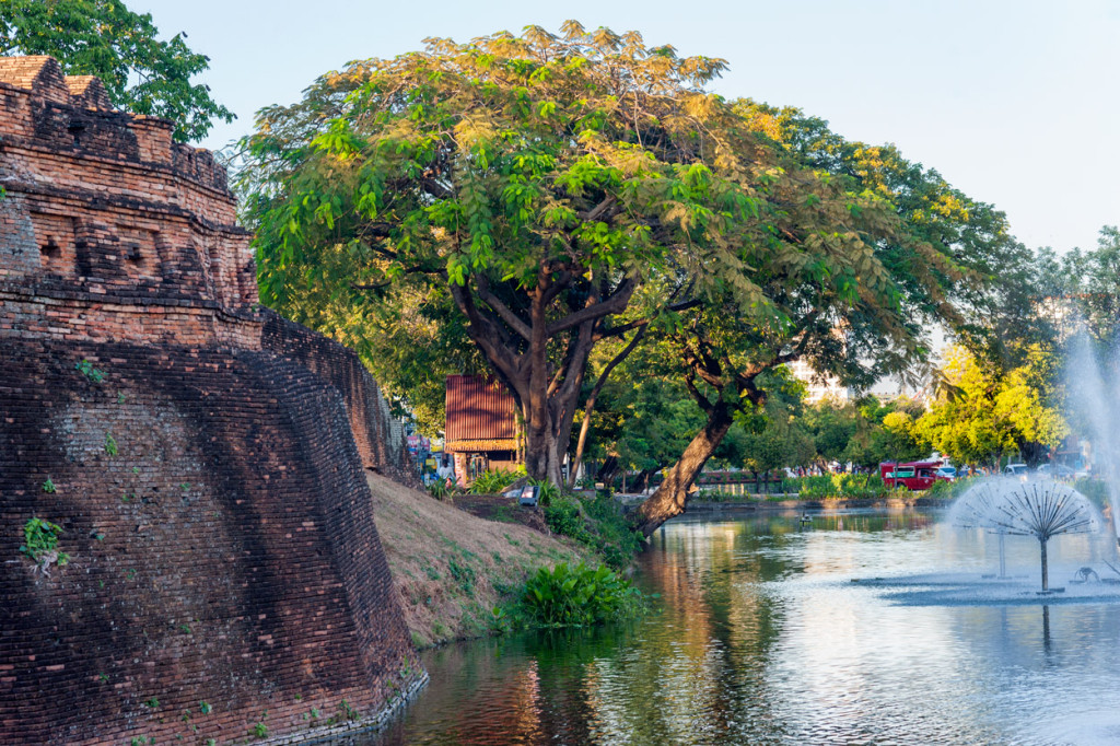 The Moat, Chiang Mai