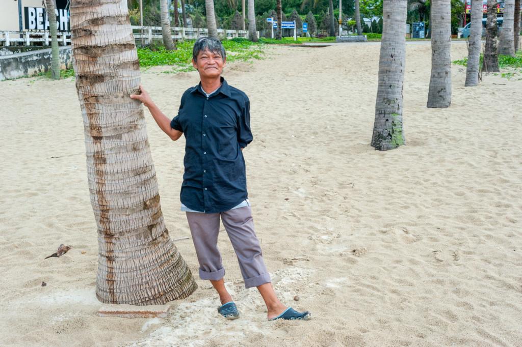 Beachcomber, Danang, Vietnam