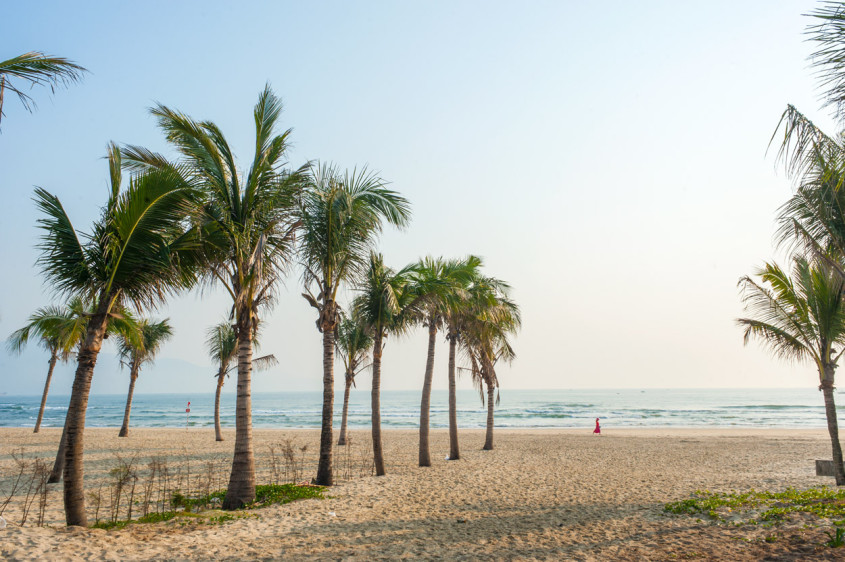 Morning Walk, Danang, Vietnam