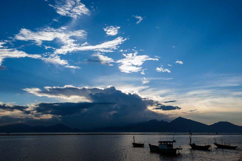Da Nang Bay, Vietnam