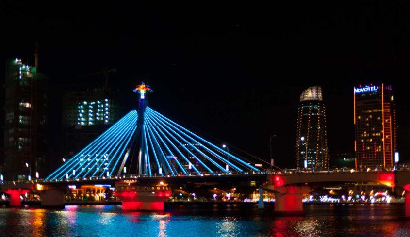 Han Bridge, Da Nang, Vietnam