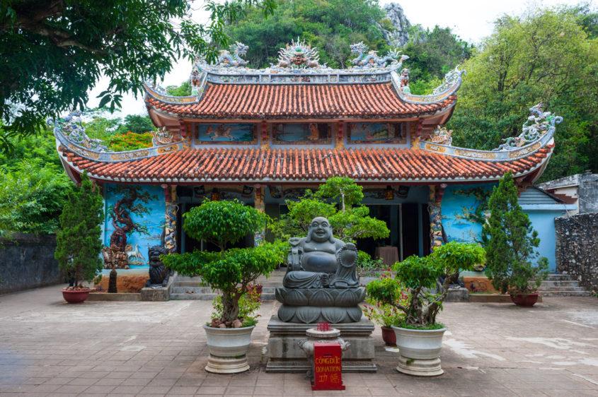 Tam Thai Pagoda, Da Nang, Vietnam