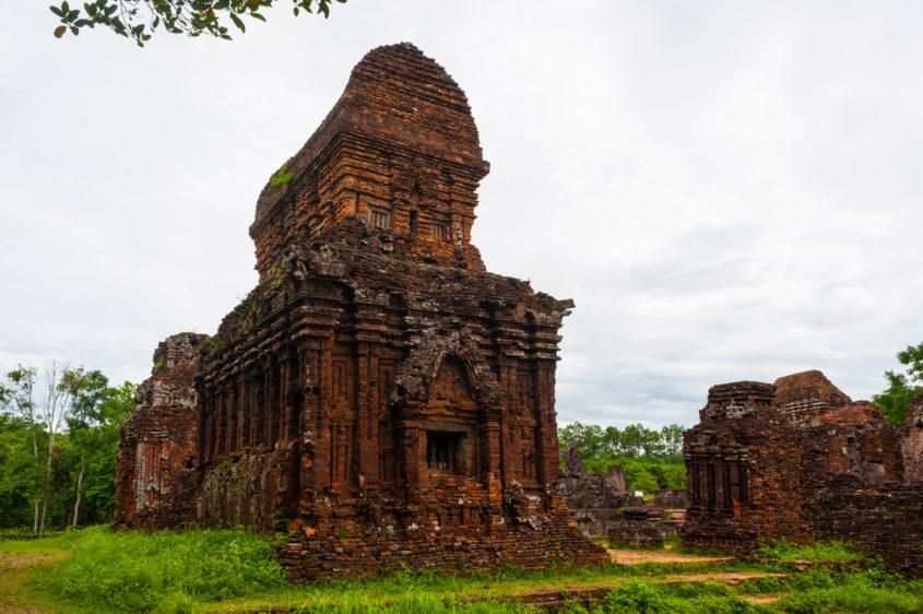 My Son Temple, Quang Nam, Vietnam