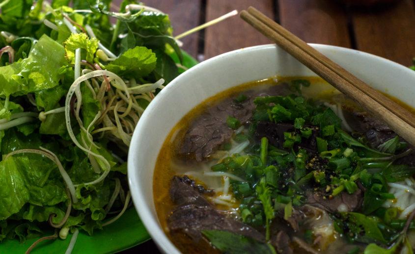 Vietnmese Beef Noodle Soup