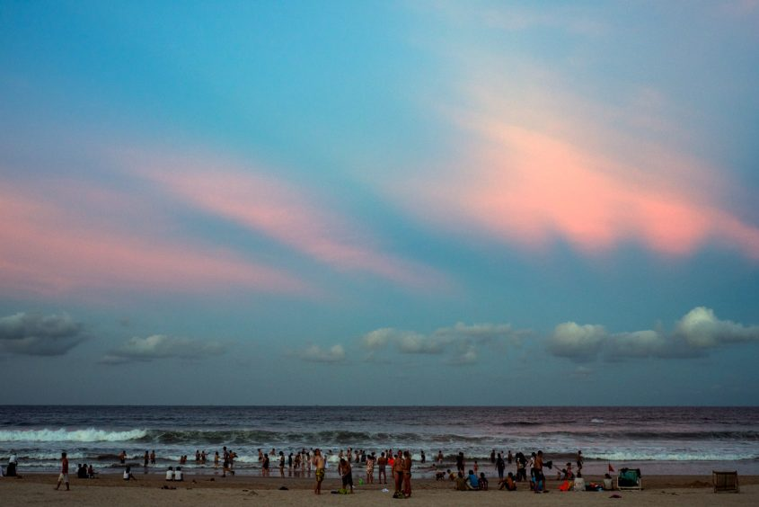 Beach Sunset, Da Nang, Vietnam