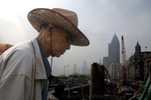 Changing Shanghai